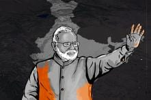 Mapping BJP's Huge Win: How PM Modi Reached Out to Voters in Election 2019