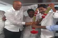 After Wresting Andhra From Chandrababu, Jagan Mohan Reddy Elected Legislature Party Leader