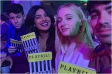 Priyanka Chopra and Nick Jonas Go on a Double Date with Newlyweds Sophie Turner and Joe Jonas