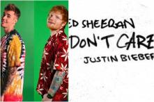 Ed Sheeran-Justin Bieber's New Song 'I Don't Care' Will Get You Groovy