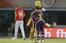 IPL 2019 | Gill Stars as Rampaging KKR Thrash KXIP to Keep Playoff Hopes Alive