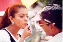 Kajol Shares a Throwback Pic from Sets of Ishq, Has this Question for Her '90s Co-stars