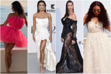 Kendall Jenner, Eva Longoria & Adriana Lima Dress to Kill at amfAR Gala, See Pics
