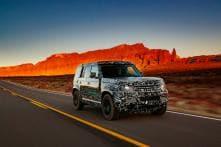 Next-Gen Land Rover Defender Reaches 1.2 Million Kilometre Test & Development Milestone