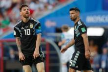 Lionel Messi and Sergio Aguero in Argentina's Copa America Squad