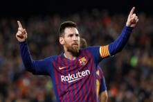 Haunted by Roma Debacle, Lionel Messi Warns Barcelona Liverpool Tie Not Yet Over