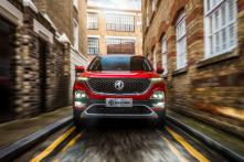 MG Hector SUV Unveil: Watch Live Here