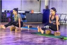 Have You Heard of 'Brick Yoga'? Malaika Arora Teaches Exactly How it is Done