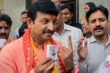Manoj Tiwari Likely to Win North East Delhi, Says News18-IPSOS Survey