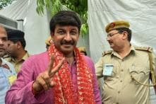 Prepare for Assembly Polls to Dislodge Kejriwal Govt: Delhi BJP Chief Manoj Tiwari to Workers