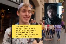 Americans Tell Jimmy Kimmel That 'Game of Thrones' Season Finale Was 'Epic'. It Hasn't Aired Yet