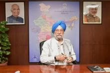 Hardeep Singh Puri Takes Pilot's Seat Amid Turbulence in Aviation Sector