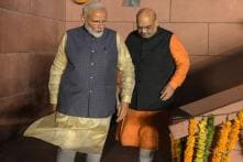 PM Narendra Modi Meets Amit Shah Ahead of Cabinet Formation