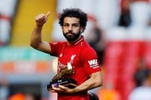 Salah Shares Golden Boot with Mane, Aubameyang: All Premier League Season Awards