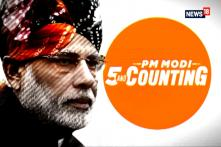 PM Modi - 5 And Counting
