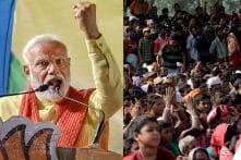 PICS: PM Narendra Modi's Election Rally in Kolkata