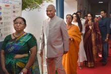 President Kovind Casts His Vote in the Sixth Phase of Lok Sabha Polls