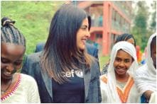 Priyanka Chopra is in Ethiopia as Unicef Goodwill Ambassador, See Videos