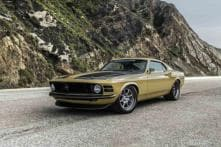 Robert Downey Jr's Customised Ford Mustang Boss 302 is Beyond Stunning
