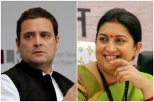 Uttar Pradesh Election Result 2019: Rahul Gandhi Concedes Defeat to Smriti Irani in Amethi