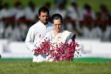Rahul Gandhi, Sonia Gandhi Pay Tribute to Nehru on 55th Death Anniversary