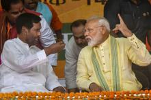 'They Wanted PM Seat, Couldn't Get Leader Of Oppn': Ram Vilas Paswan Mocks Cong After Poll Drubbing