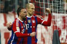 Bayern Munich Fan Favorites Franck Ribery, Arjen Robben to Leave This Summer