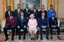 World Cup Captains Attend Queen Elizabeth's Royal Garden Party at Buckingham Palace