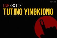 Tuting Yingkiong Election Results 2019 Live Updates:Alo Libang of BJP Wins
