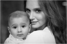 Fans Can't Get Over Sania Mirza's 'Most Beautiful' Picture with Son Izhaan