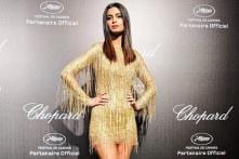Diana Penty Goes All Gold for her Dazzling Cannes 2019 Debut