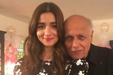 Mahesh Bhatt has Begun Filming Sadak 2 and Alia Bhatt is Petrified