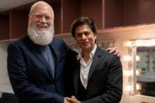 Shah Rukh Khan Appears On David Letterman's Netflix Talk Show