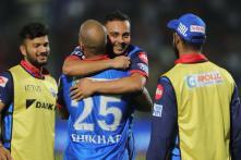 IPL 2019 | Prithvi Shaw Hilariously Mimics Dhawan's Signature Celebration
