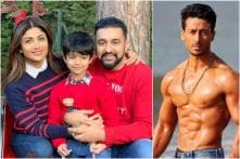 Shilpa Shetty's Son Does This to Impress His 'Guru and Student of the Year' Tiger Shroff