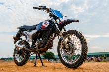 TVS Off-Road Training: Dirt-y Dancing, With the Champions
