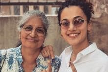 When Mother's Day is also Voting Day: Taapsee Pannu Takes Mom to Vote in Delhi