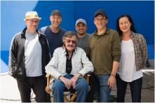 Stan Lee is All Smiles in Photo Shared by Avengers Endgame Directors