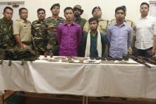 In a Big Blow to ULFA(I), Hardcore Rebel Tiger Asom Arrested in Upper Assam