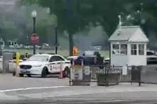 Man Who Set Himself on Fire Near White House Succumbs to Injuries: Officials