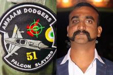 IAF Pilot Abhinandan's Squadron is Now the 'Falcon Slayer', Special Uniform Patch Lauds F-16 Dogfight