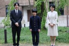 And Then There Were Three:  Japan's Shrinking Pool of Imperial Heirs