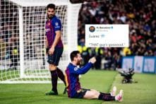 Twitter Goes Berserk after Unstoppable Messi Scores His 600th Goal for Barcelona