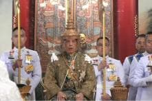 Golden Crown, Sceptre and Sacred Waters: Thai King's Coronation