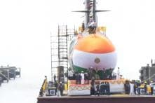 Indian Navy Launches Fourth Stealth Scorpene Class Submarine Vela in Mumbai