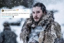 Why 'Game of Thrones' Fans are Crushing Over Jon Snow's Speech at Winterfell