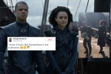 Missandei and Grey Worm Dancing to 'My Boo' on 'Game of Thrones' Set is Making Fans Bittersweet
