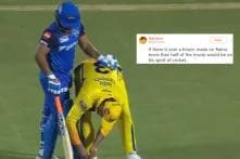 Suresh Raina Lending a Helping Hand to Pant During IPL Match is Why We Love Cricket