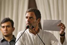 Telangana Congress Leaders Hold Fast Urging Rahul Gandhi Not to Resign