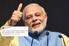 'EVM = Everyone Voted Modi': Twitter Comes up With New Acronym After NDA's Triumph in Elections